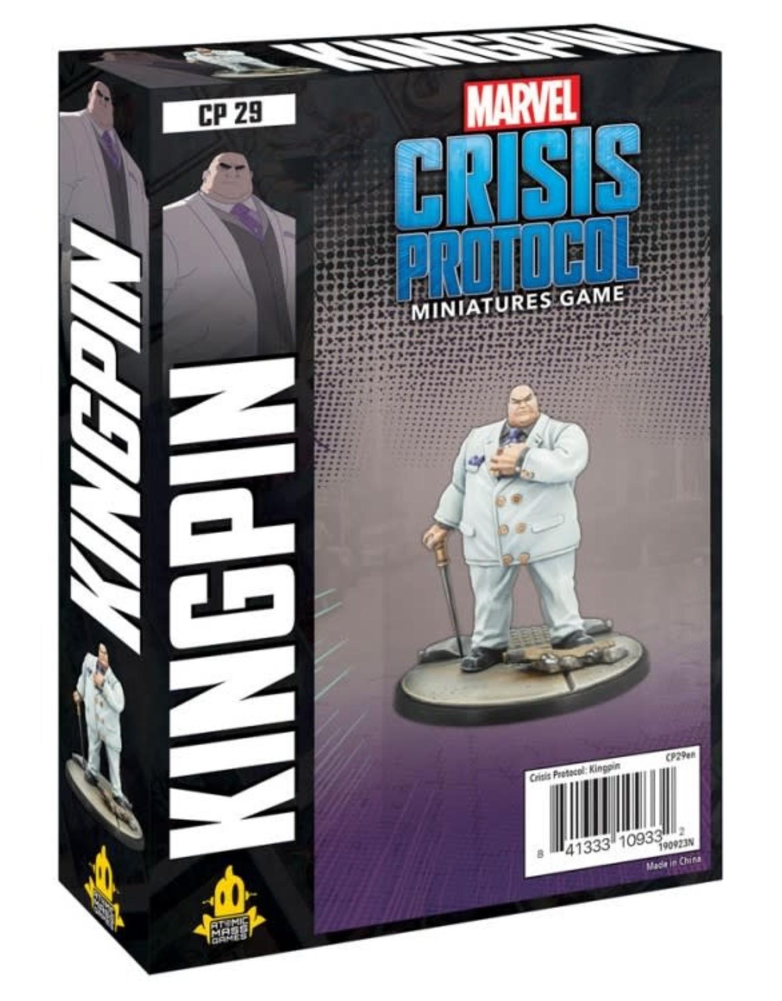 Atomic Mass Games Marvel CP: Kingpin
