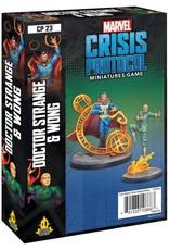Atomic Mass Games Marvel CP: Dr. Strange & Wong