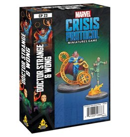 Atomic Mass Games Marvel CP: Dr. Strange & Wong
