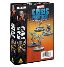 Atomic Mass Games Marvel CP: Ant Man & Wasp