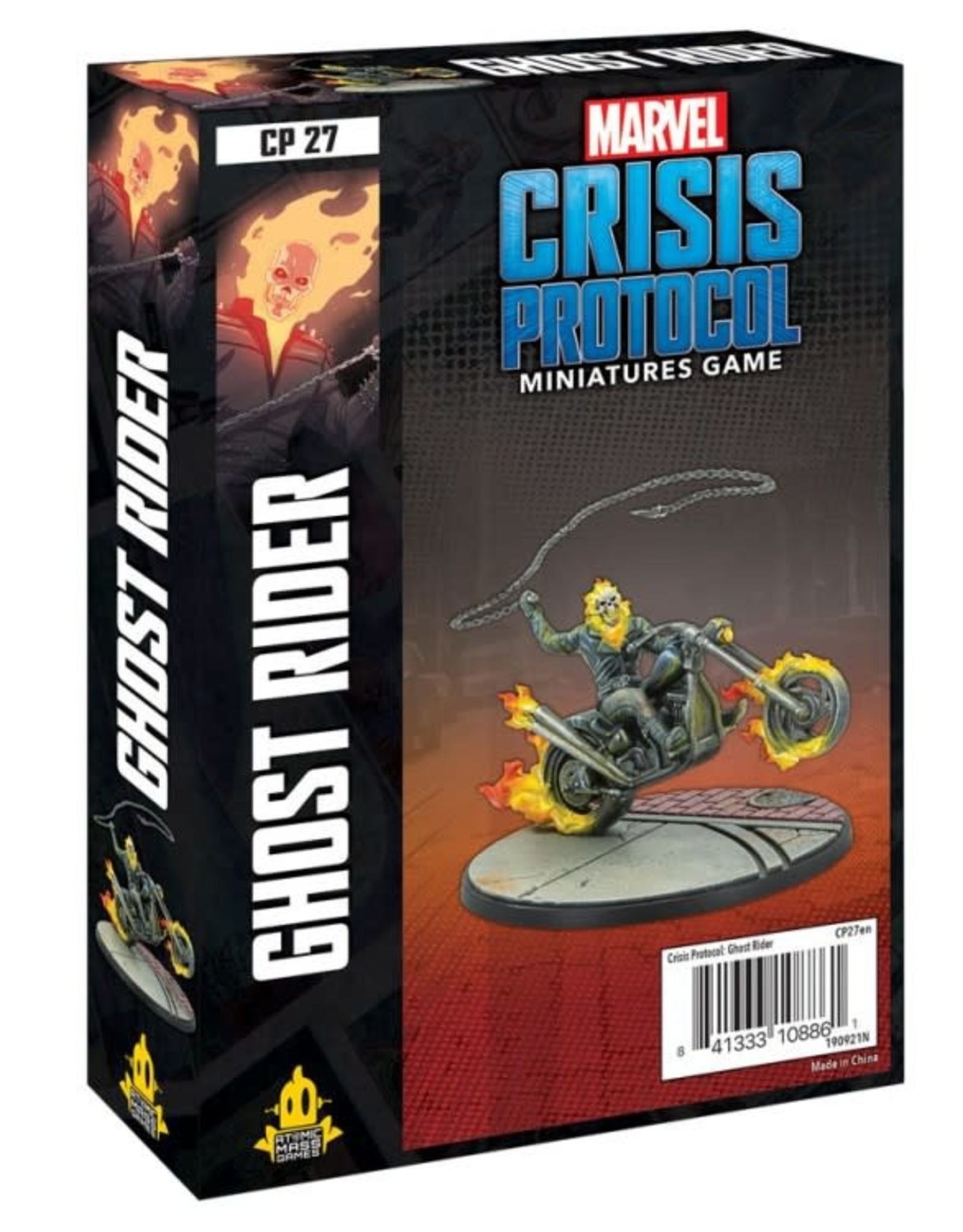 Atomic Mass Games Marvel CP: Ghost Rider