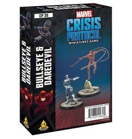 Atomic Mass Games Marvel CP: Bullseye & Daredevil [preorder]