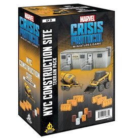 Atomic Mass Games Marvel CP: NYC Construction Terrain Pack [preorder]