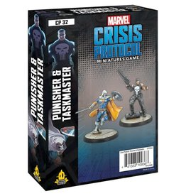 Atomic Mass Games Marvel CP: Punisher & Taskmaster [preorder]