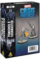 Atomic Mass Games Marvel CP: Punisher & Taskmaster [preorder]