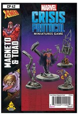 Atomic Mass Games Marvel CP: Magneto & Toad