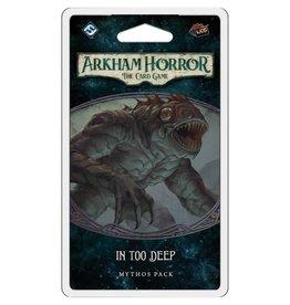 Fantasy Flight Games AH LCG: In Too Deep Mythos Pack [preorder]