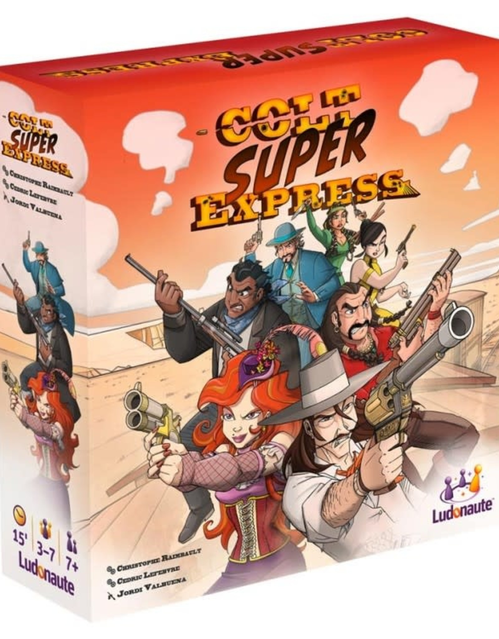 Ludonaute Colt Super Express