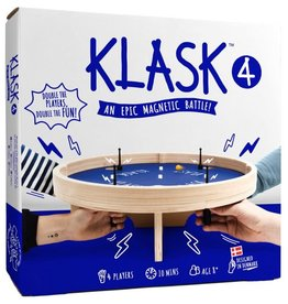 Asmodee Klask 4-Player Game