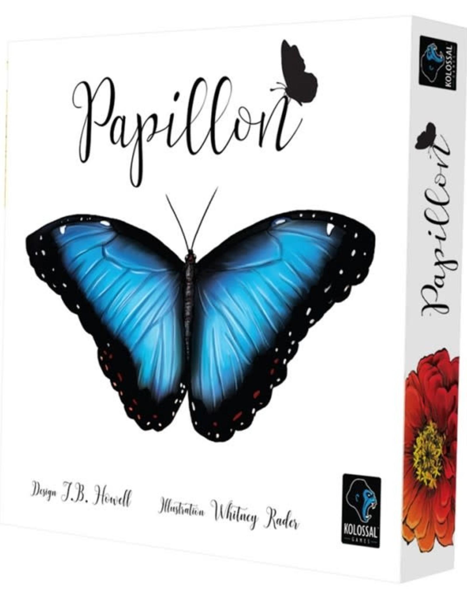 Matagot Papillon