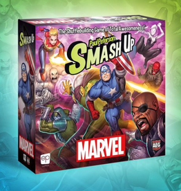 USAOPOLY Smash Up: Marvel