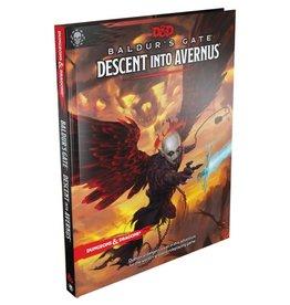 Wizards of the Coast D&D 5th: Baldur's Gate - Descent into Avernus