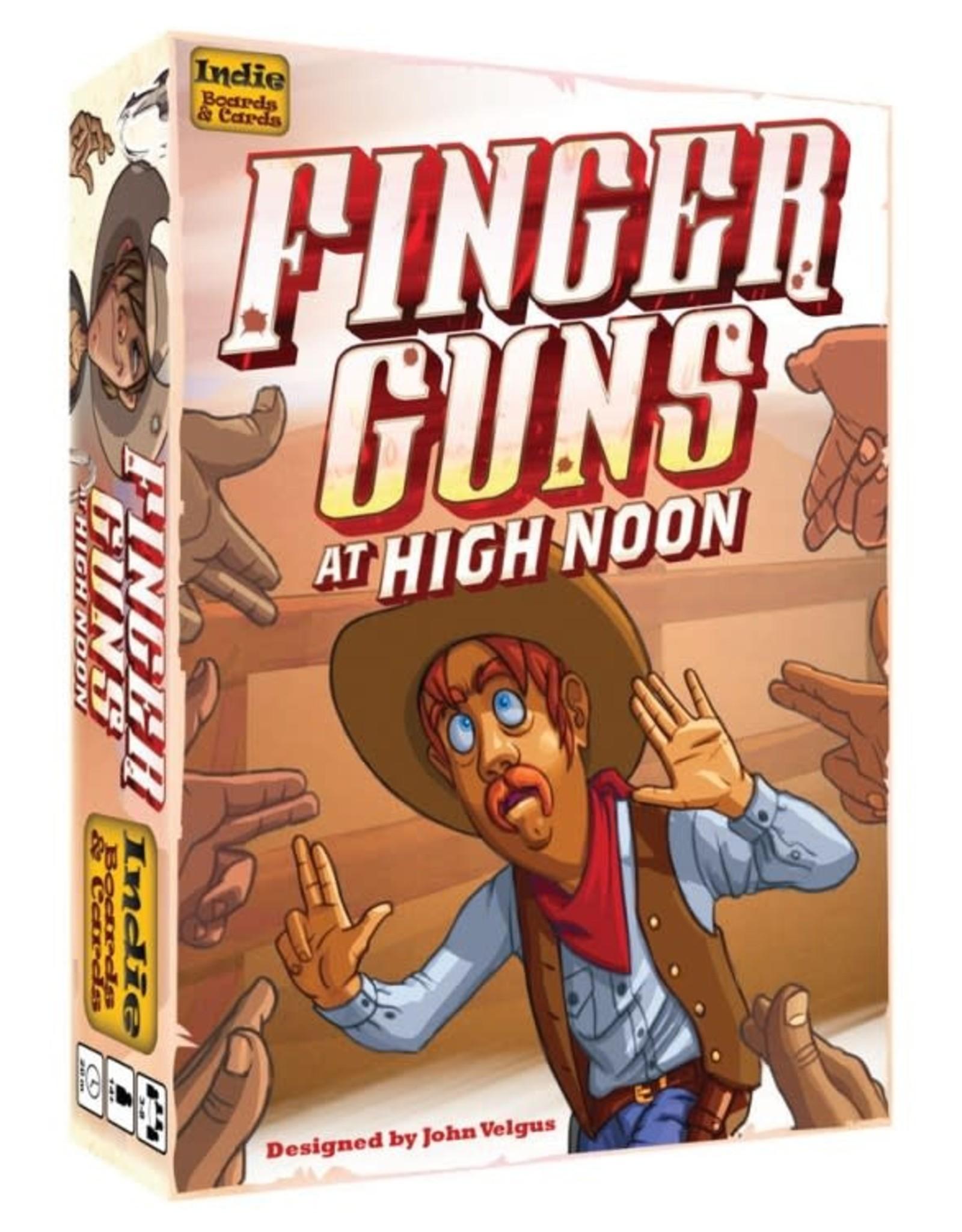 RENTAL - Finger Guns at High Noon 8.3oz