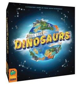Pandasaurus Games Gods Love Dinosaurs [preorder]