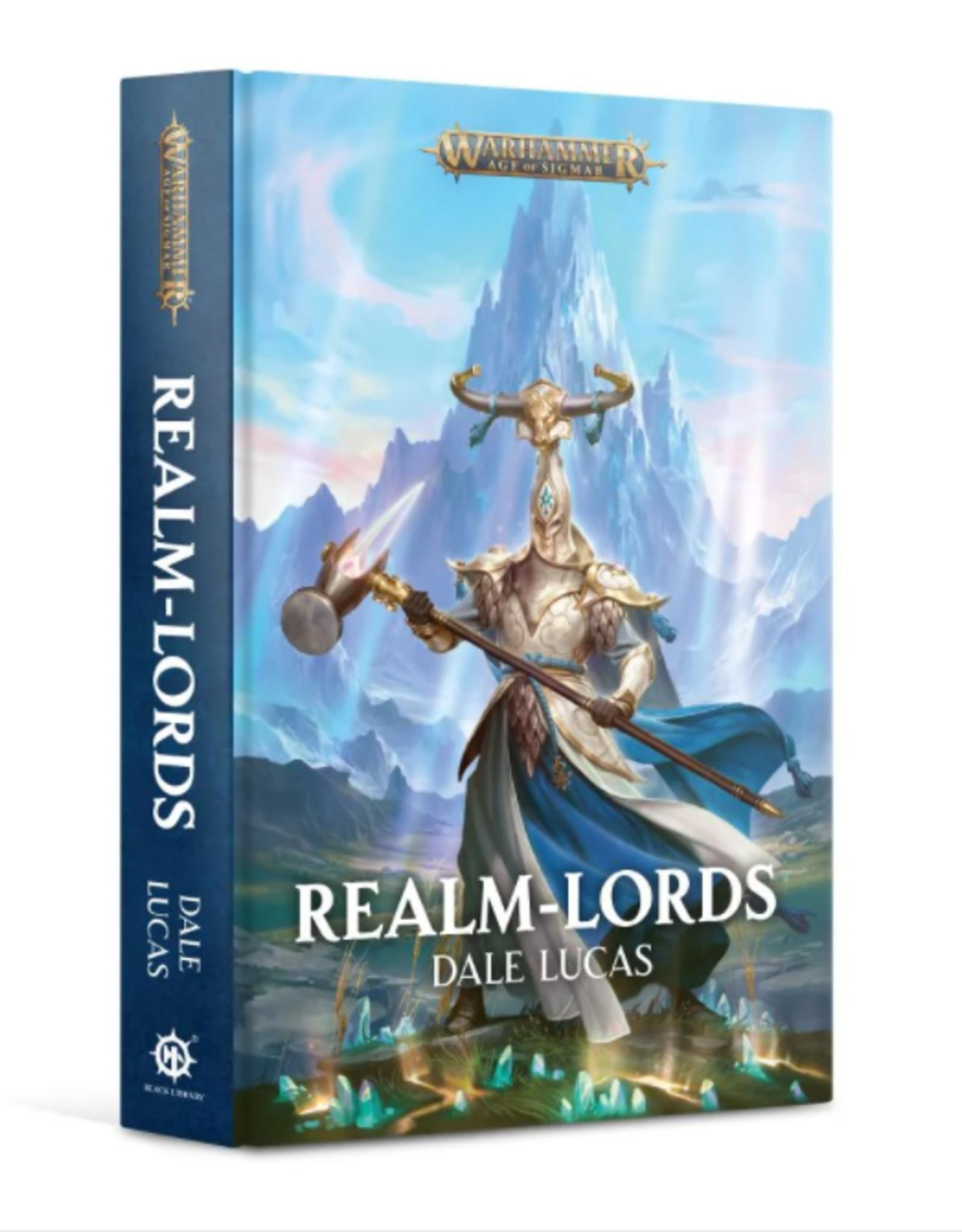 Games Workshop Realm-Lords (Hardback) [preorder]