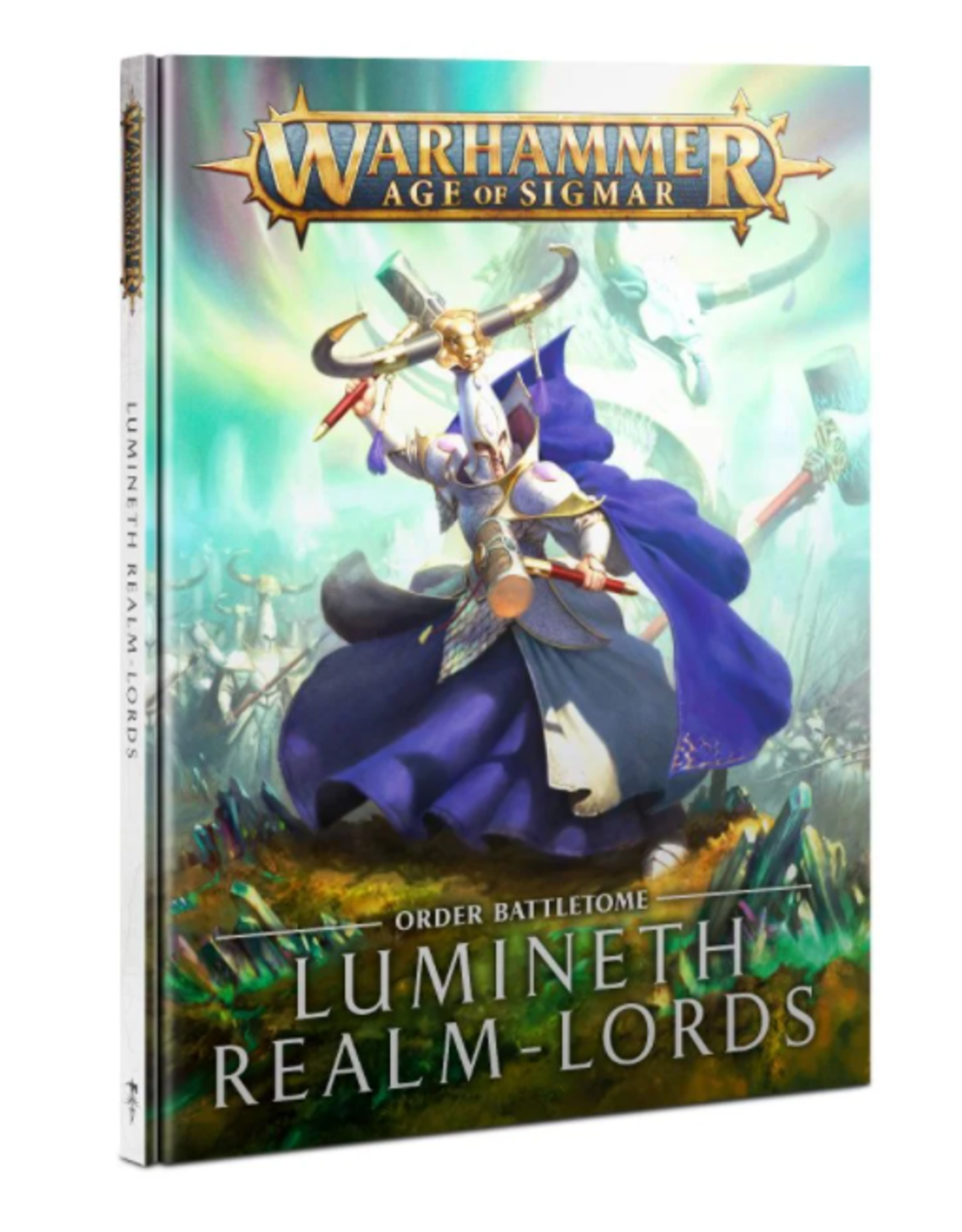 Games Workshop Battletome: Lumineth Realm-Lords