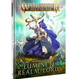 Games Workshop BATTLETOME:LUMINETH REALM-LORDS (HB) ENG