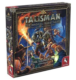 Pegasus Spiele Talisman: The Dungeon