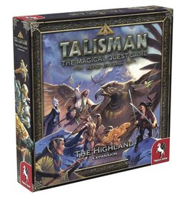 Pegasus Spiele Talisman: The Highland