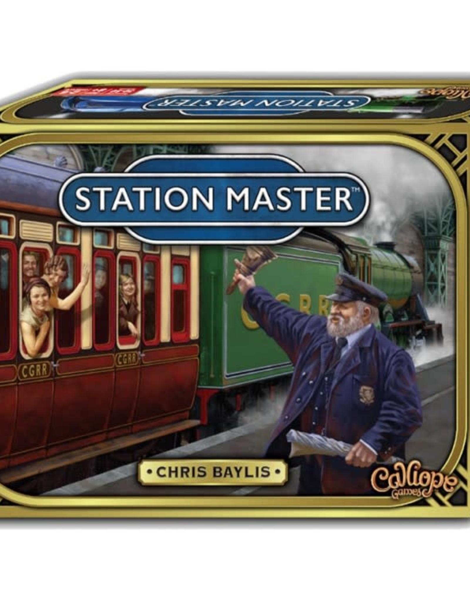 Calliope Games Station Master