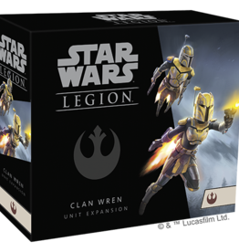 Asmodee SW Legion: Clan Wren Unit Expansion
