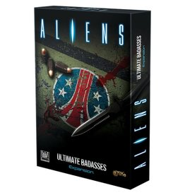 Gale Force 9 Aliens: Ultimate Badasses Expansion [preorder]