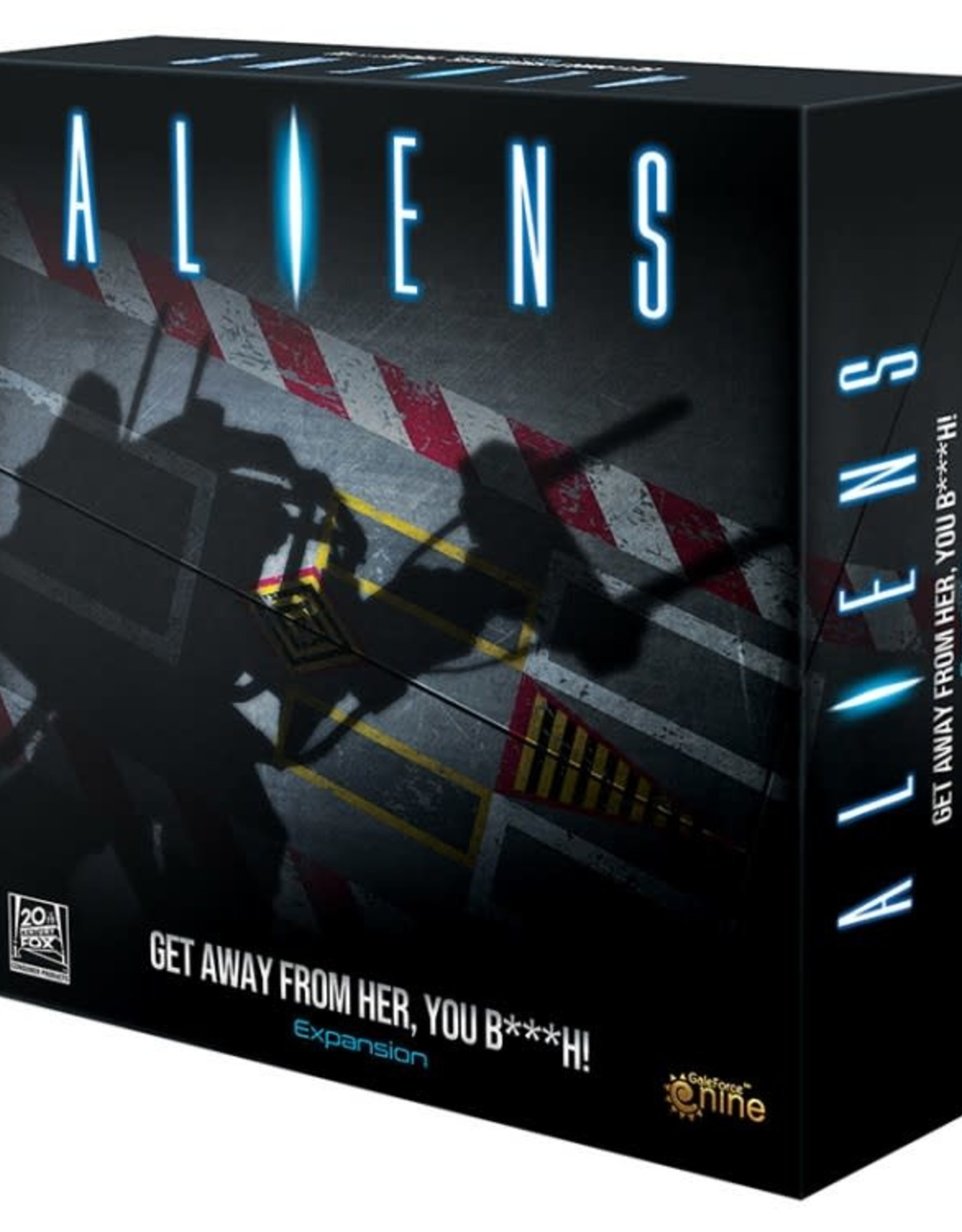 Gale Force 9 Aliens: Get Away from Her You B***h Expansion [preorder]