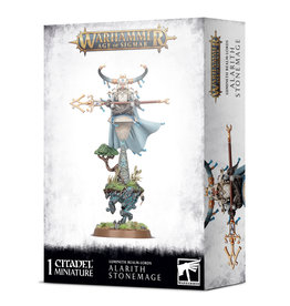 Games Workshop Lumineth Realm-Lords Alarith Stone Mage