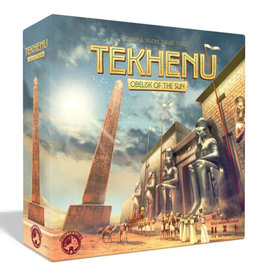 Board and Dice Tekhenu: Obelisk of the Sun