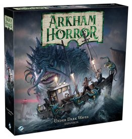 Fantasy Flight Games Arkham Horror: Under Dark Waves