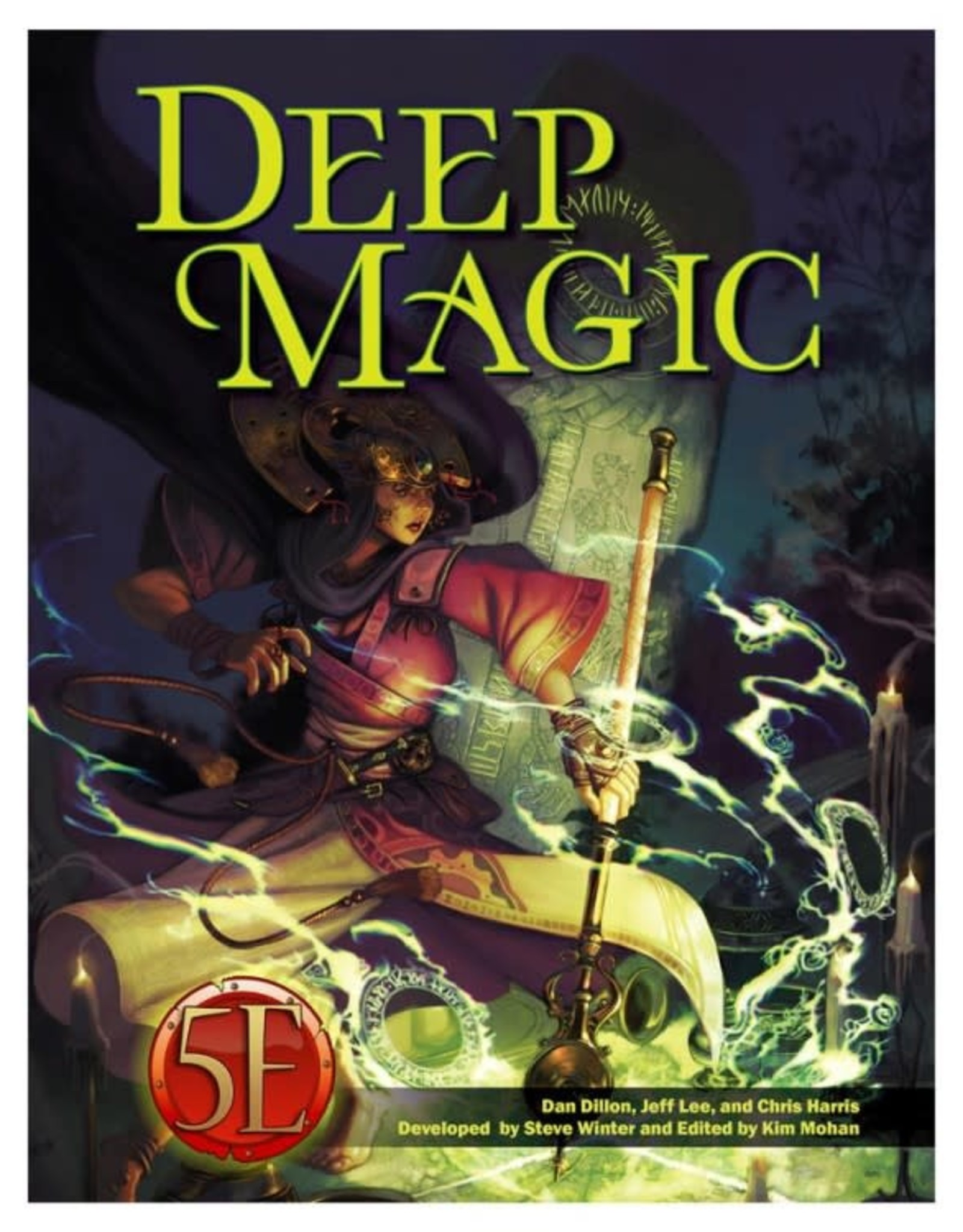 Kobold Press 5E: Deep Magic