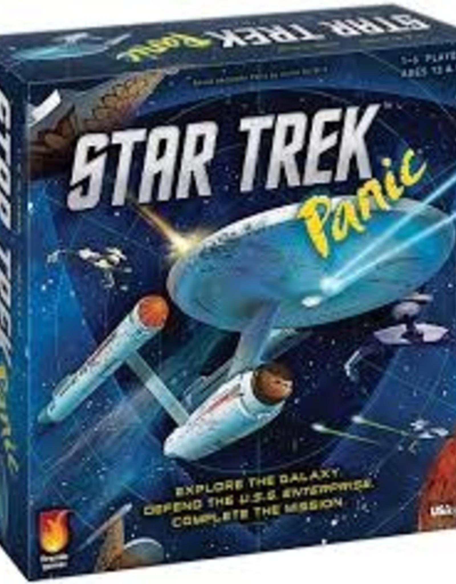 RENTAL - Star Trek Panic 2lb 14.1oz