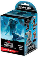 WizKids D&D Icons of the Realms Icewind Dale Blister Box