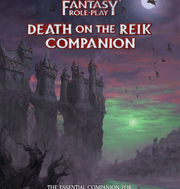 Cubicle 7 Warhammer Fantasy RPG: Enemy Within - Vol. 2: Death on The Reik Companion [Preorder]