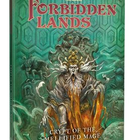 Free League Publishing Forbidden Lands RPG: Crypt of the Mellified Mage [Preorder]