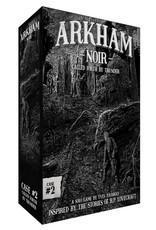 Ludonova Arkham Noir: #2: Called Forth By Thunder