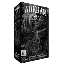 Ludonova Arkham Noir: #2: Called Forth By Thunder