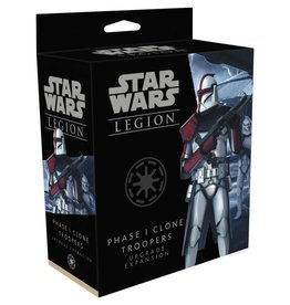 Fantasy Flight Games SW Legion: Phase 1 Clone Troopers Upgrade