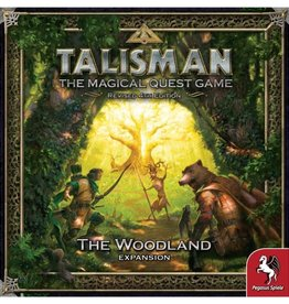 Pegasus Spiele Talisman: The Woodland