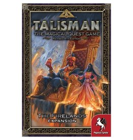 Pegasus Spiele Talisman: The Firelands