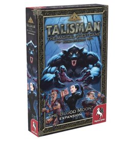 Pegasus Spiele Talisman: The Blood Moon
