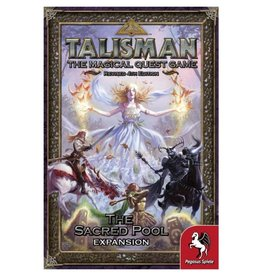 Pegasus Spiele Talisman: The Sacred Pool