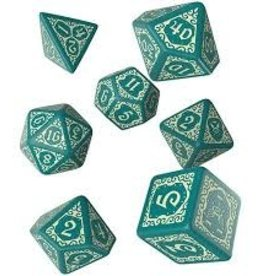 Q-Workshop Pathfinder RPG Dice 7 set: Agents of Edgewatch