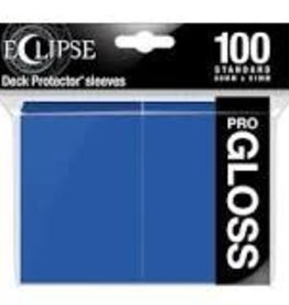 Ultra Pro Deck Protectors: Eclipse Gloss: Pacific Blue (100)