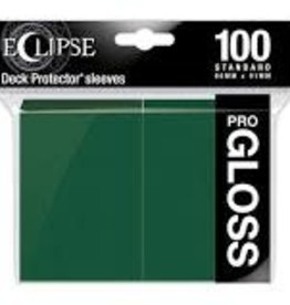 Ultra Pro Deck Protectors: Eclipse Gloss: Forest Green (100)