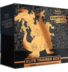Pokemon Pokemon Champion's Path Elite Trainer Box