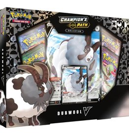 Pokemon Pokemon Champion's Path Collection Dubwool V Box
