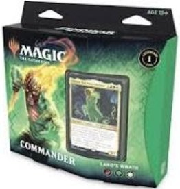 Wizards of the Coast MtG Zendikar Rising Commander Deck - Land's Wrath