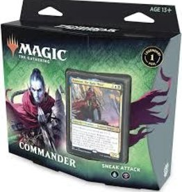 Wizards of the Coast MtG Zendikar Rising Commander Deck - Sneak Attack