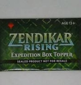 Wizards of the Coast Zendikar Rising Box Topper Sealed Pack